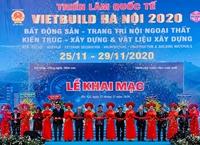 Khai mạc Triển lãm Quốc tế Vietbuild Hà Nội năm 2020