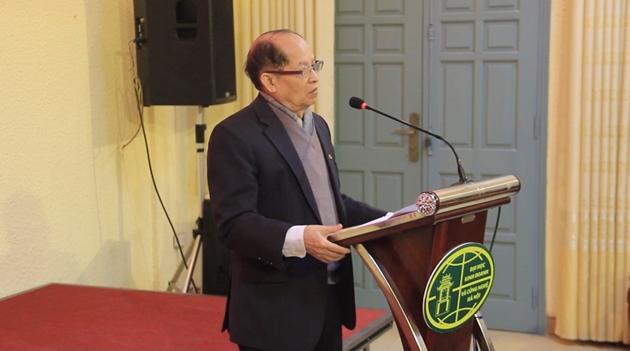 Trường Đại học Kinh doanh và Công nghệ Hà Nội tổ chức kỷ niệm 76 năm ngày thành lập Quân đội nhân dân Việt Nam