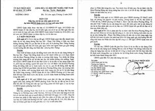 """Hà Nội Bất ngờ kết quả xử lí trách nhiệm sau 2 vụ việc biến đất công thành """"đất ông"""" ở quận Bắc Từ Liêm"""