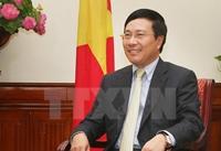 Đối ngoại Việt Nam 2020 Bản lĩnh và tâm thế mới