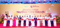Tập đoàn T T Group tài trợ xây trường tại Cà Mau