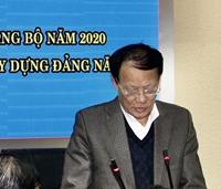Trường Đại học Kinh doanh và Công nghệ Hà Nội triển khai nhiệm vụ công tác Đảng năm 2021