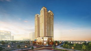 BRG Diamond Residence Định chuẩn không gian sống như khách sạn 5 sao