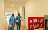 Ngày 20 1 Việt Nam tiếp tục ghi nhận 4 ca mắc COVID-19 mới là các ca nhập cảnh