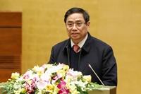 Trưởng Ban Tổ chức Trung ương Quyết không để lọt người chạy chức, chạy quyền tham gia Quốc hội