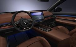 VinFast ra mắt 3 dòng ô tô điện tự lái, khẳng định tầm nhìn trở thành hãng xe điện thông minh toàn cầu