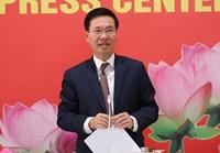 Uỷ viên Bộ Chính trị Võ Văn Thưởng Nhân sự cho Đại hội XIII được chuẩn bị bài bản, thống nhất cao