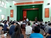 Thực hiện tốt công tác tiếp dân trong thời gian diễn ra Đại hội