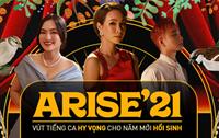 """Điều bí ẩn sau MV Arise'21 - Ta sẽ hồi sinh đang """"gây sốt"""" trên mạng xã hội"""