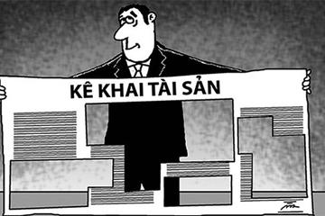 Thanh tra Chính phủ hướng dẫn việc kê khai tài sản, thu nhập lần đầu