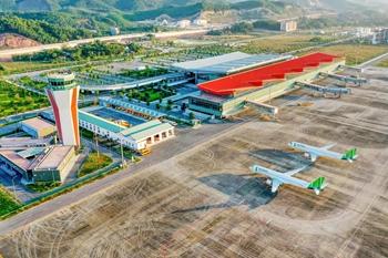 Cảng hàng không Quốc tế Vân Đồn hoạt động trở lại từ 3/3