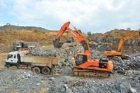 Kiến nghị xử lý trên 6,8 tỷ đồng sai phạm trong khai thác khoáng sản ở Hòa Bình
