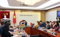 Tổng Thanh tra Chính phủ dự Diễn đàn Trực tuyến toàn cầu về chống tham nhũng và liêm chính