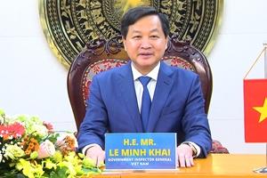 Việt Nam tiếp tục xây dựng hệ thống hành chính nhà nước kiến tạo, liêm chính, phục vụ nhân dân