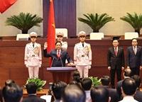 Lãnh đạo các nước gửi điện chúc mừng Thủ tướng Chính phủ Phạm Minh Chính