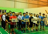 Tổ chức giải thể thao chào mừng ngày 30 4 và 1 5