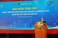 Cán bộ, đảng viên Agribank tích cực học tập và làm theo tư tưởng, đạo đức, phong cách Hồ Chí Minh