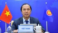 ASEAN - Anh Bàn về ứng phó Covid-19, phục hồi kinh tế bền vững và chống biến đổi khí hậu