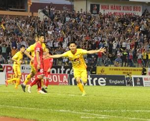 Đông Á Thanh Hóa thắng đậm 3 -0 trước đối thủ Hải Phòng