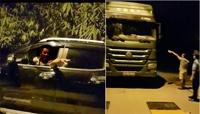 Thanh tra GTVT Hà Nội bị dọa đánh khi xử lý xe quá tải