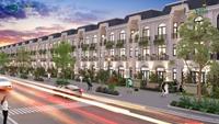 Nhà phố ngay vị trí trung tâm - giá hấp dẫn nhà đầu tư tại Long An