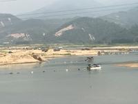 Tạm dừng hoạt động mỏ cát của Cty Trường Lợi