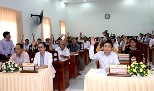 Đồng Tháp Chốt danh sách người ứng cử đại biểu Quốc hội, HĐND tỉnh