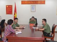 Bộ trưởng Tô Lâm tiếp công dân định kỳ tháng 4 2021