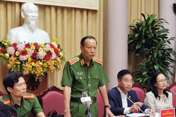 Thượng tướng Lê Quý Vương: Không để người nghiện lại thèm thuốc, ngáo đá gây ra án thương tâm