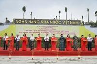 Khánh thành công trình tôn tạo, mở rộng khu di tích lịch sử ngành Ngân hàng tại Tuyên Quang