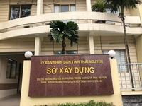 Giám đốc Sở Xây dựng Thái Nguyên để xảy ra nhiều vi phạm
