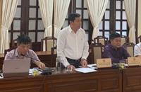 Phó Tổng Thanh tra Chính phủ Trần Văn Minh chủ trì công khai kết luận thanh tra tại Thừa Thiên Huế