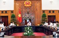 Thủ tướng Phạm Minh Chính chủ trì họp Thường trực Chính phủ về tổ chức bầu cử