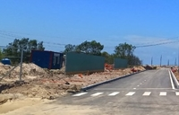Chính quyền địa phương đang kiểm tra các trường hợp tái lấn chiếm đất