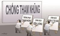 KẾT QUẢ PHÁP ĐIỂN Đề mục Phòng, chống tham nhũng