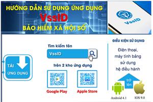 VssID phiên bản nâng cấp 1.5.3 với nhiều tiện ích hơn cho người dùng
