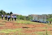 Phê bình Chủ tịch UBND huyện Đắk R'lấp do chậm xử lý vi phạm