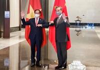 Bộ trưởng Ngoại giao Vương Nghị Mong muốn Việt Nam cùng Trung Quốc tăng cường trao đổi chiến lược và tin cậy chính trị