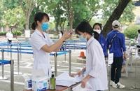 Hà Nội 231 thí sinh bỏ thi vào lớp 10