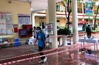 278 thí sinh vắng mặt, 21 em được đặc cách vì dịch COVID-19
