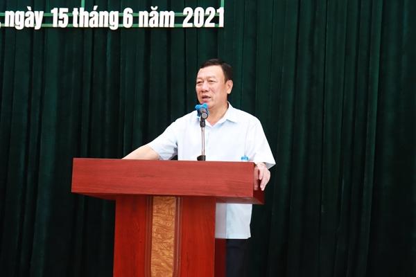 Tổng Thanh tra Đoàn Hồng Phong dự khánh thành Trụ sở Tiếp công dân Trung ương