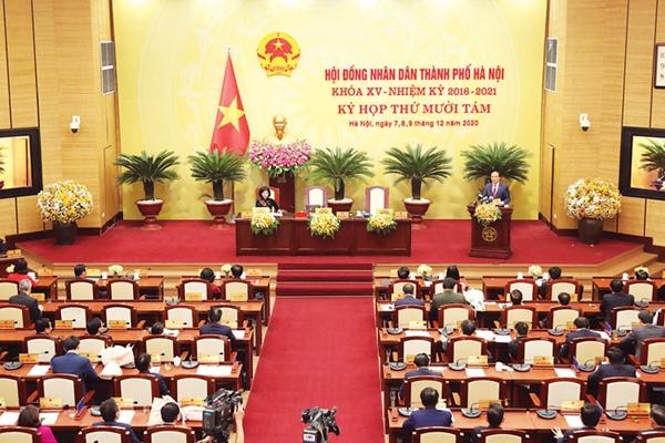 Hà Nội sắp bầu nhiều chức danh lãnh đạo chủ chốt