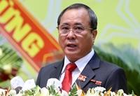 Bộ Chính trị đề nghị Trung ương Đảng kỷ luật Bí thư Tỉnh ủy Bình Dương Trần Văn Nam