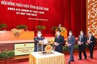 Quảng Ninh có tân Phó Chủ tịch HĐND-UBND tỉnh