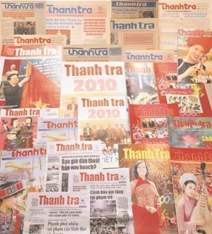 Thư chúc mừng Ngày Báo chí Cách mạng Việt Nam của Tổng Thanh tra Chính phủ