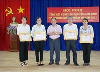 Ban Dân tộc tỉnh An Giang Chưa thực hiện công tác chỉ đạo, tổ chức hoạt động thanh tra trong 02 năm