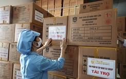 """T T Group """"tiếp sức"""" 500 000 bộ bơm tiêm vắc-xin COVID-19 cho TP Hồ Chí Minh"""