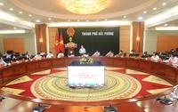 Hải Phòng hỗ trợ TP Hồ Chí Minh 10 tỷ đồng phòng, chống COVID-19