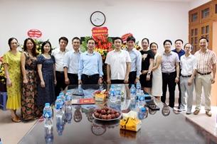 Lãnh đạo Thanh tra Chính phủ chúc mừng Báo Thanh tra nhân Ngày Báo chí Cách mạng Việt Nam 21 6