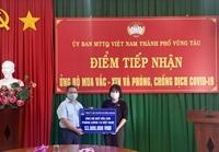 Khí Đông Nam ủng hộ quỹ vaccine chống Covid-19